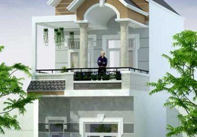 Mẫu nhà ông 2 tầng mái tôn đẹp, đơn nhà nông thông, thành phố