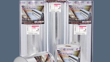 Tấm cách nhiệt chống nóng mái tôn, xốp cách nhiệt chống nóng mái tôn