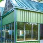 Ốp tường tôn giá bao nhiêu tiền một mét vuông, Giá 1m2 Tôn Panel Vách Ngăn phòng chống nóng cách nhiệt