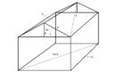 Cách tính diện tích m2 lợp mái tôn, Độ dốc mái tôn và thiết kế chuẩn xác nhất