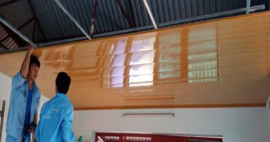 Giá la phông trần tôn giá bao nhiêu tiền 1m2 tại Tphcm Sài Gòn Theo m2 hoàn thiện trọn gói