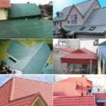 Giá làm mái tôn bao nhiêu tiền một mét vuông, Chi Phí 1m2 Bắn tôn thường trọn gói hoàn thiện 2021
