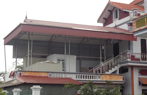 Giá làm mái tôn tại Tphcm Sài Gòn Theo M2 Hoàn thiện trọn gói 2021, Mái Hiên, Mái Xếp, Mái Vòm